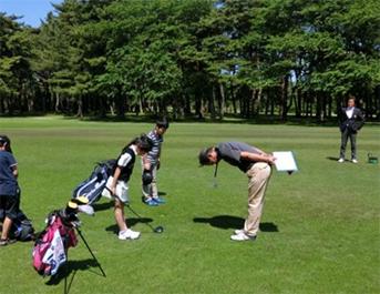 ジュニアゴルファー検定制度の理念